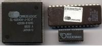 CL-GD5434 Japan chips